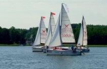 Mazury - weekend żeglarski