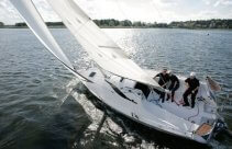 Kurs żeglarski na Jeziorach Mazurskich
