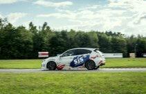 Tor Kielce - jazda za kierownicą Subaru