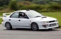 Drifting w Subaru