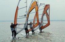 Nauka windsurfingu - Półwysep Helski