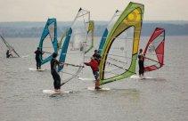 Windusrfingowe szkolenia na Helu