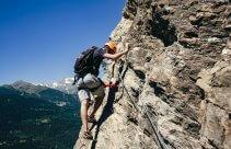 Nauka wspinania w w Górach Sokolich