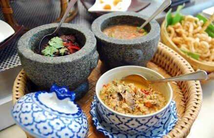 Kurs kulinarny - kuchnia tajska