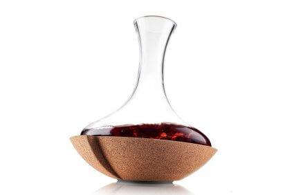 Wirująca karafka do wina