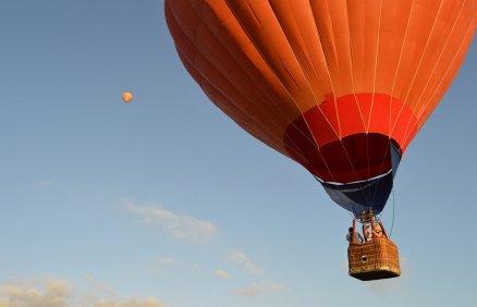 Lot balonem Wrocław