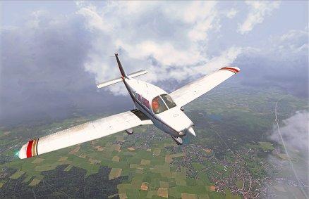 Lot widokowy samolotem dla Dwojga - Zielona Góra