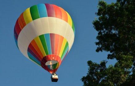 Lot widokowy balonem dla 4 osób