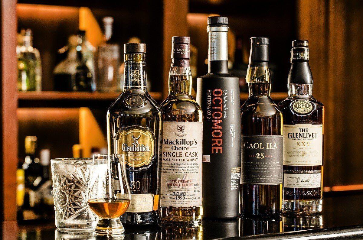 Degustacja szkockiej whisky w Łodzi