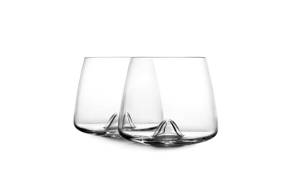 Skandynawski sedign w najlepszym wydaniu - szklanki do whisky