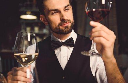 Wieczór z sommelierem - warsztaty i degustacja wina