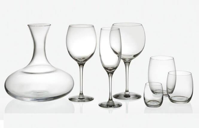 Kieliszki do wina białego kolekcja Mami XL