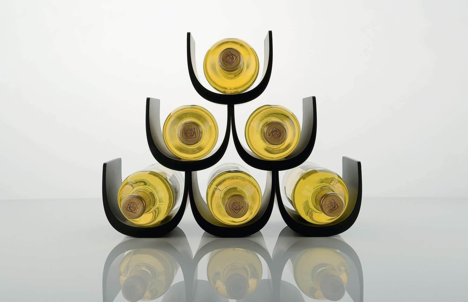 Alessi Noe - designerski stojak na wino