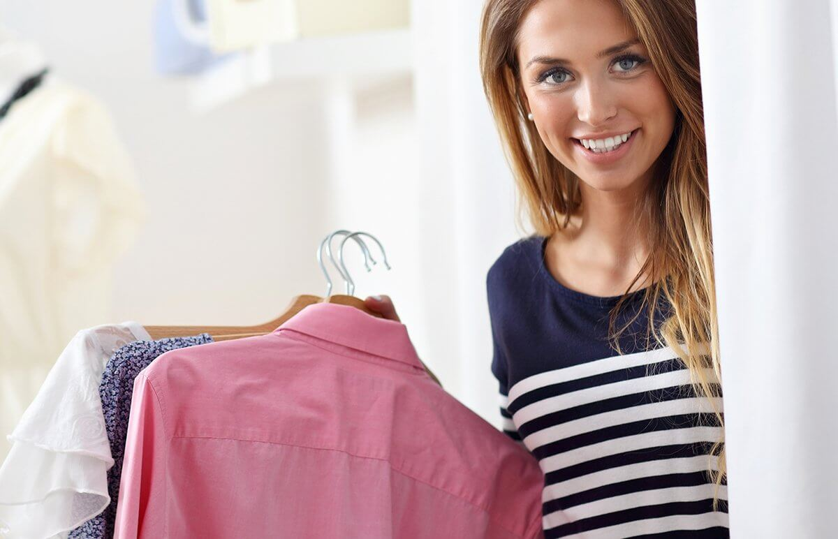 Stylista - analiza garderoby u klienta