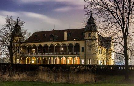 Pałac Krobielowice - weekend dla Dwojga w prezencie