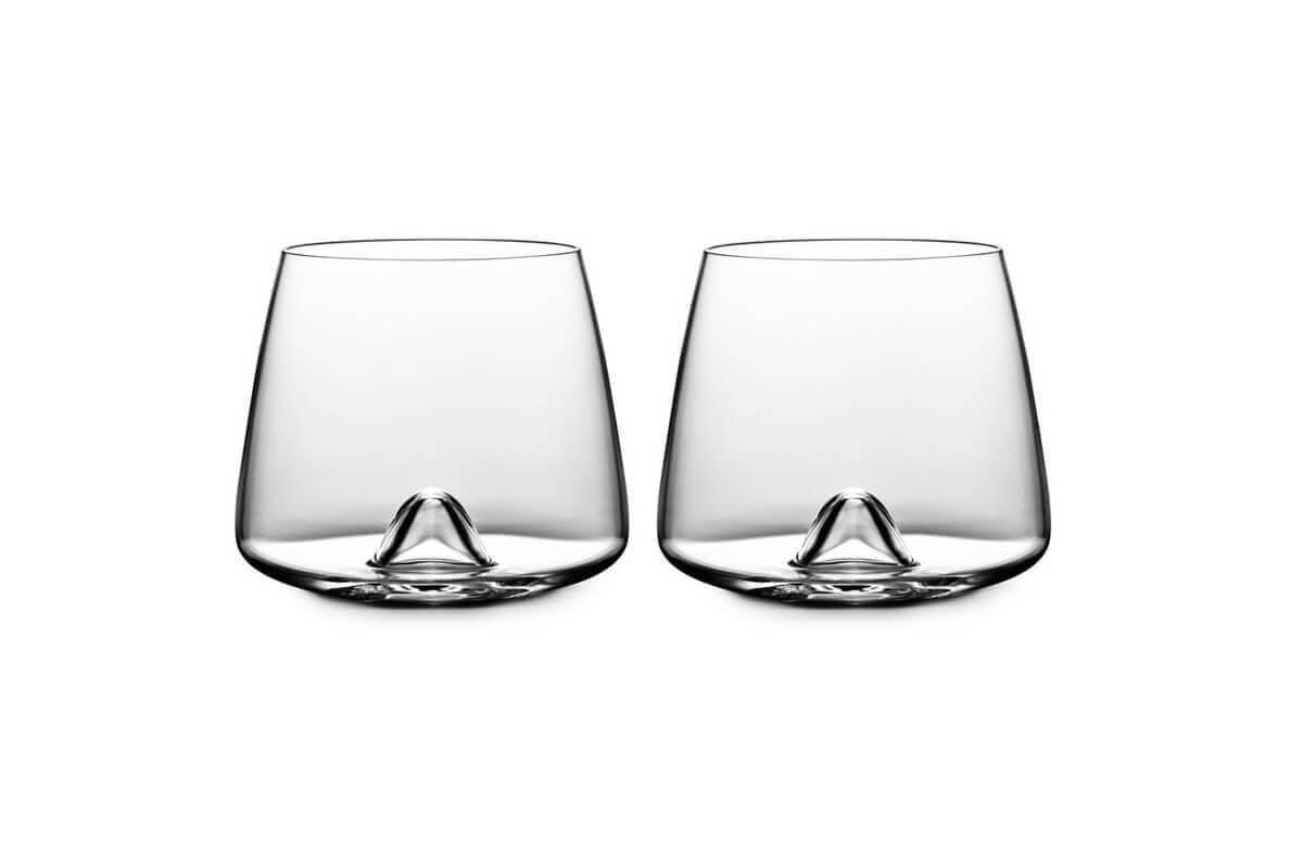 Szklanki do whiskey duńskich ppojektanów