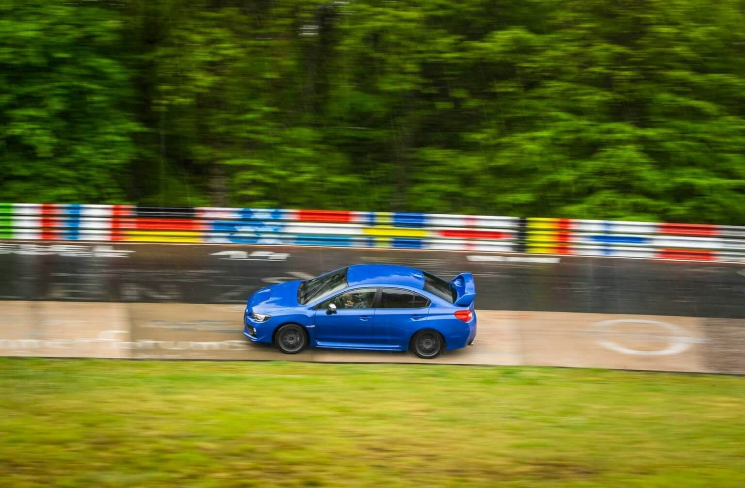 Jazda Subaru Nurburgring