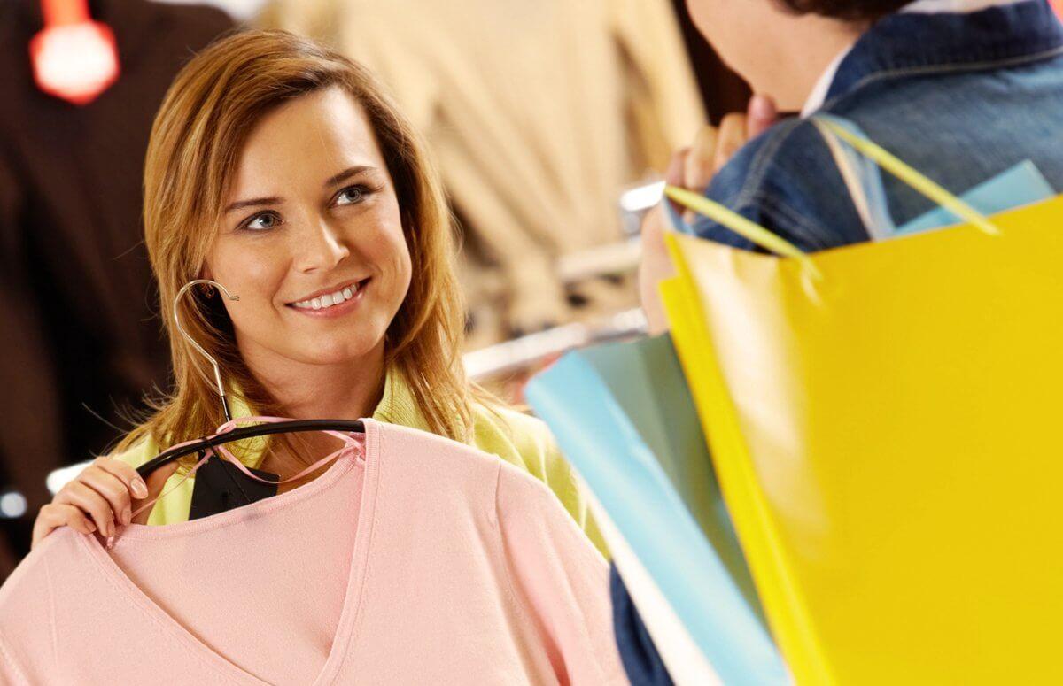 Zakupy ze stylistą