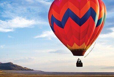 Lot balonem w Trójmieście