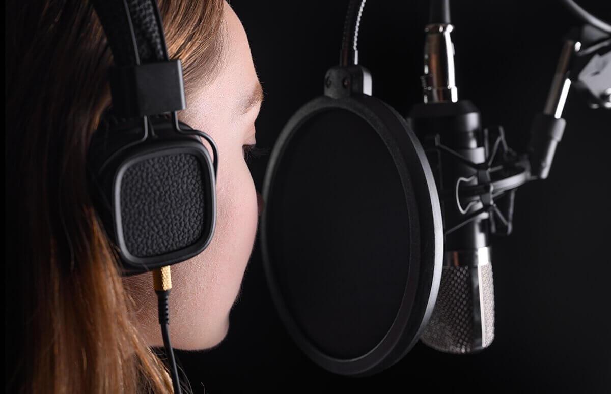 Proesjonalne lekcje śpiewania - Voucher