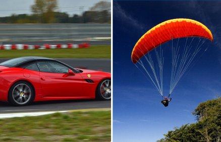 Zestaw prezentowy 2-PACK CHALLANGE - 2-PACK CHALLANGE - Podwójna adrenalina