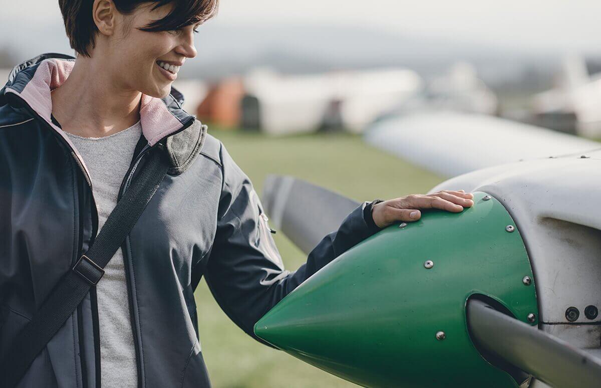 Pierwsza lekcja pilotażu