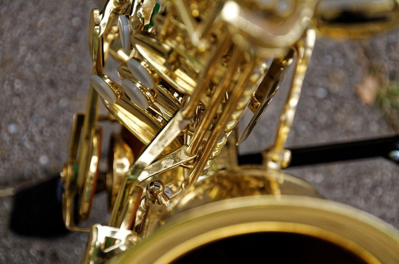 Nauka gry na saksofonie