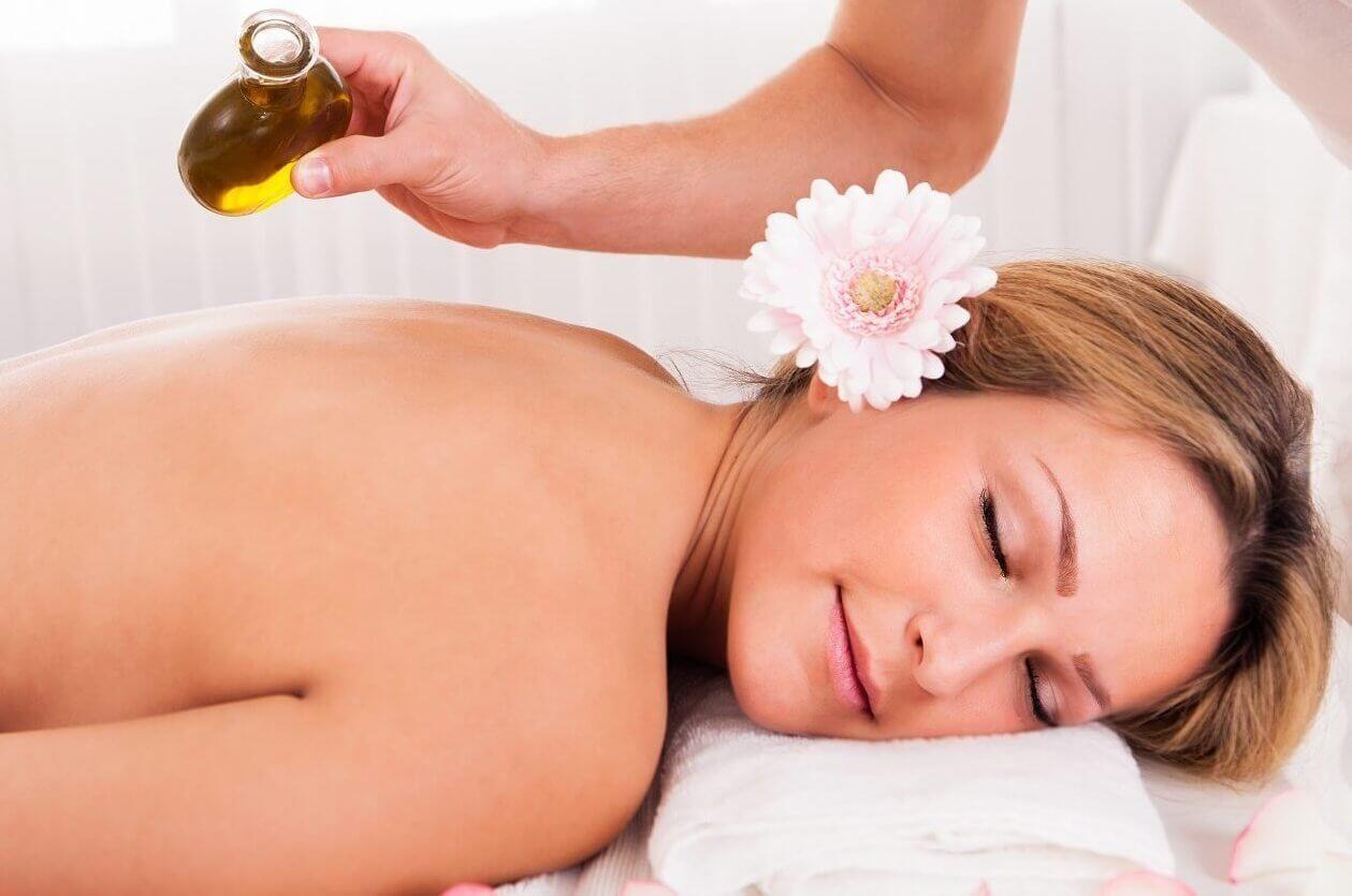 Aromaterapeutyczny masaż w Katowicach