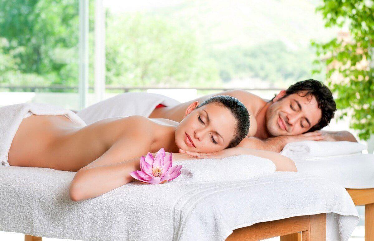 SPA - walentykowe masaże i zabiegi