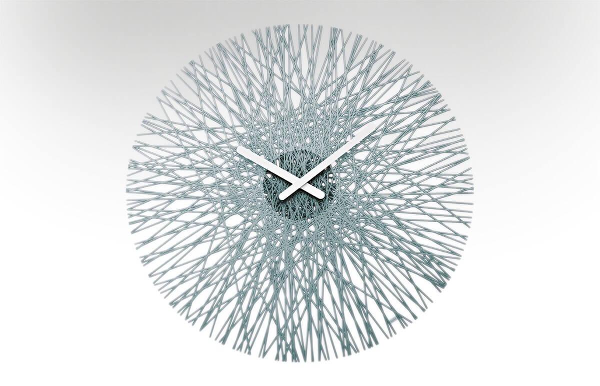 Koziol - Silk zegar na ścianę
