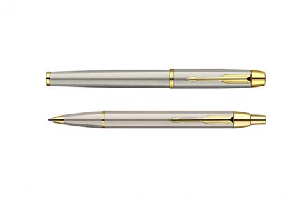 Zestaw: pióro kulkowe i długopis Parker IM