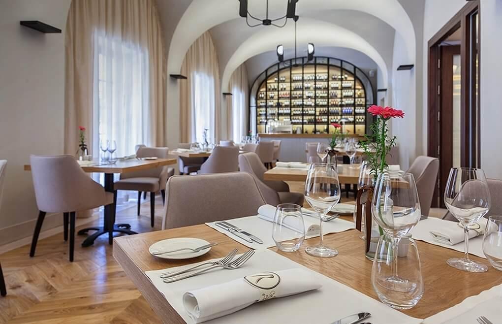Menu degustacyjne – kolacja dla dwojga w Warszawie