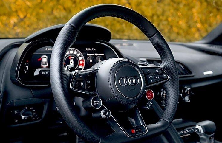 Jazda za kierownicą Audi R8