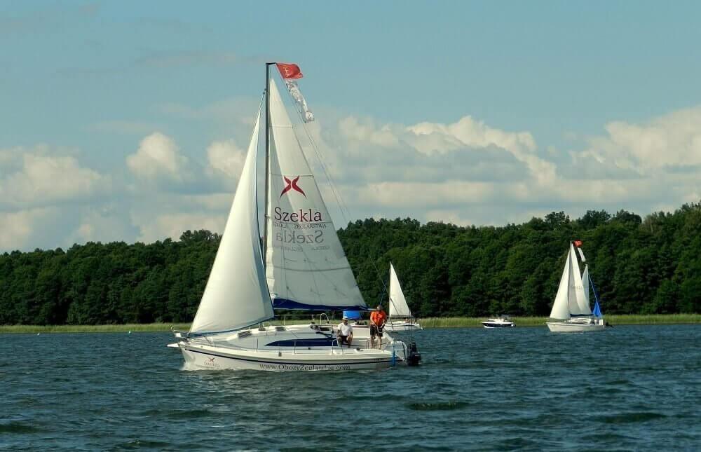 Rejs żeglarski dla 7 osób