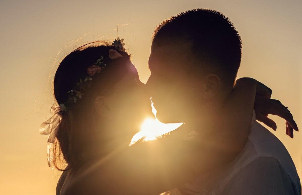 Romantyczne zaręczyny - lot balonem