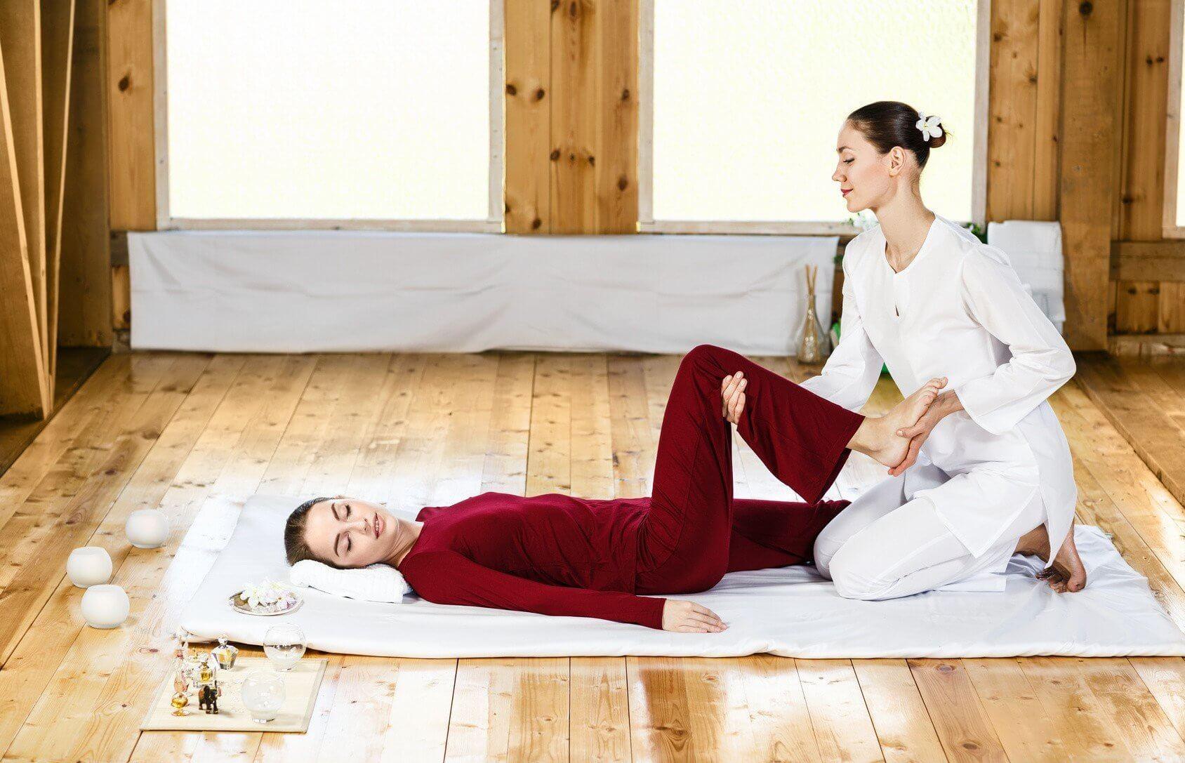 Voucher na tajski masaż we Wrocławiu
