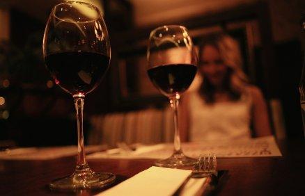 Romantyczna kolacja dla pary