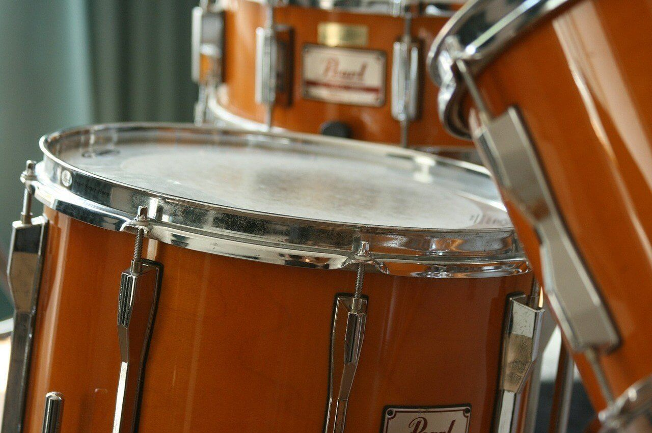 Nauka gry - perkusja