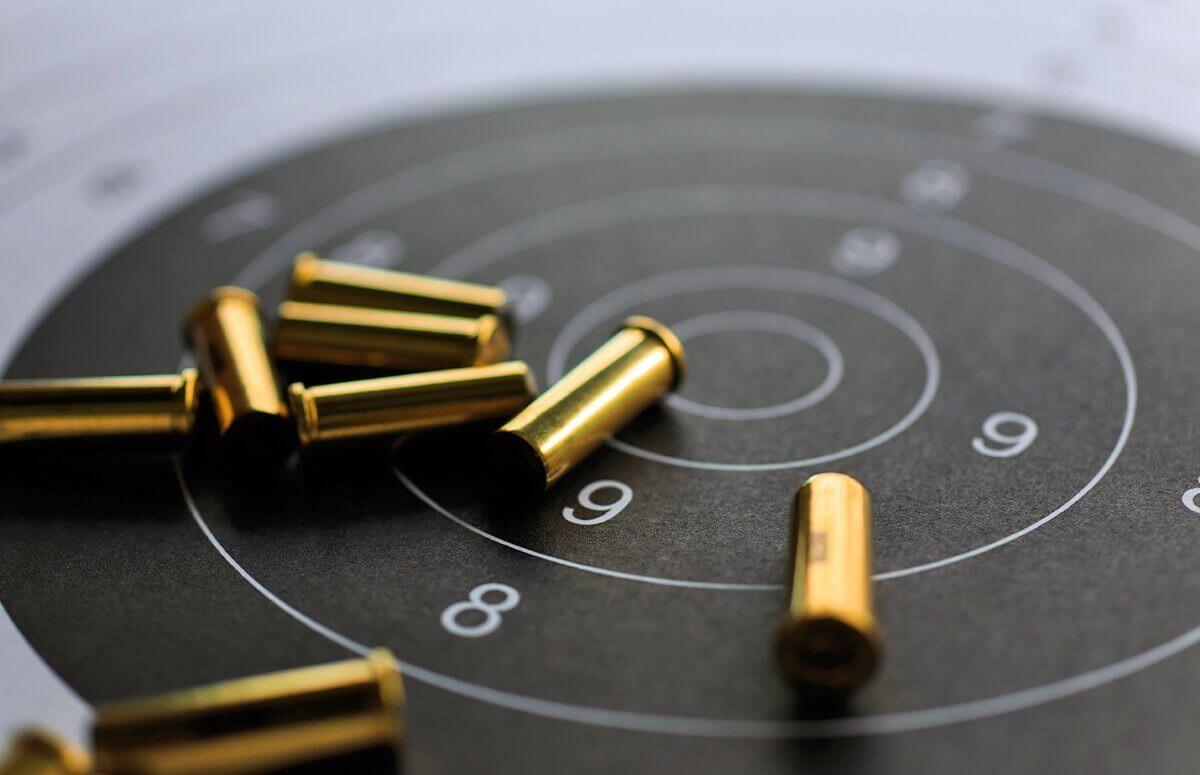 Strzelanie na strzelnicy - Śląsk