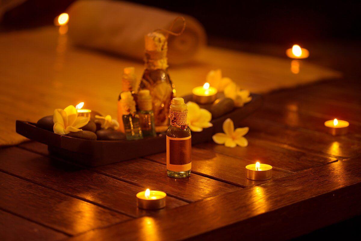 Romantyczny masaż w Warszawie
