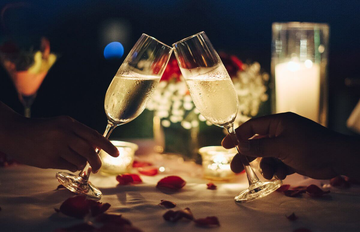 Romantyczny weekend w SPA dla zakochanych