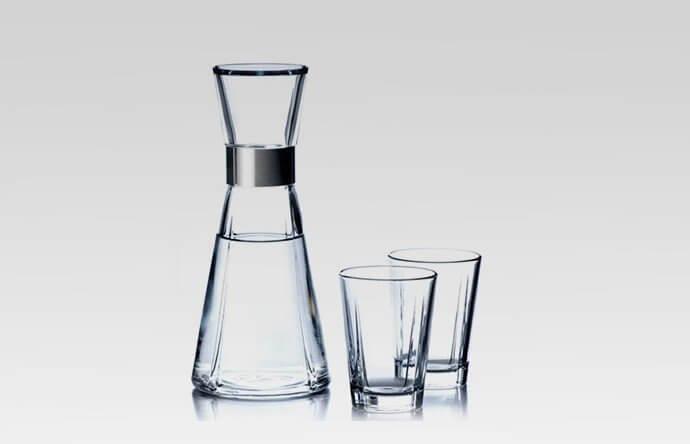 Karafka i szklanki Grand Cru | Rosendahl