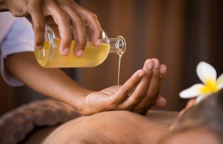 Zabiegi relaksacyjne i pielęgnacyjne dla mamy