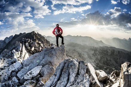 Wspinaczka w Tatrach dla Dwojga