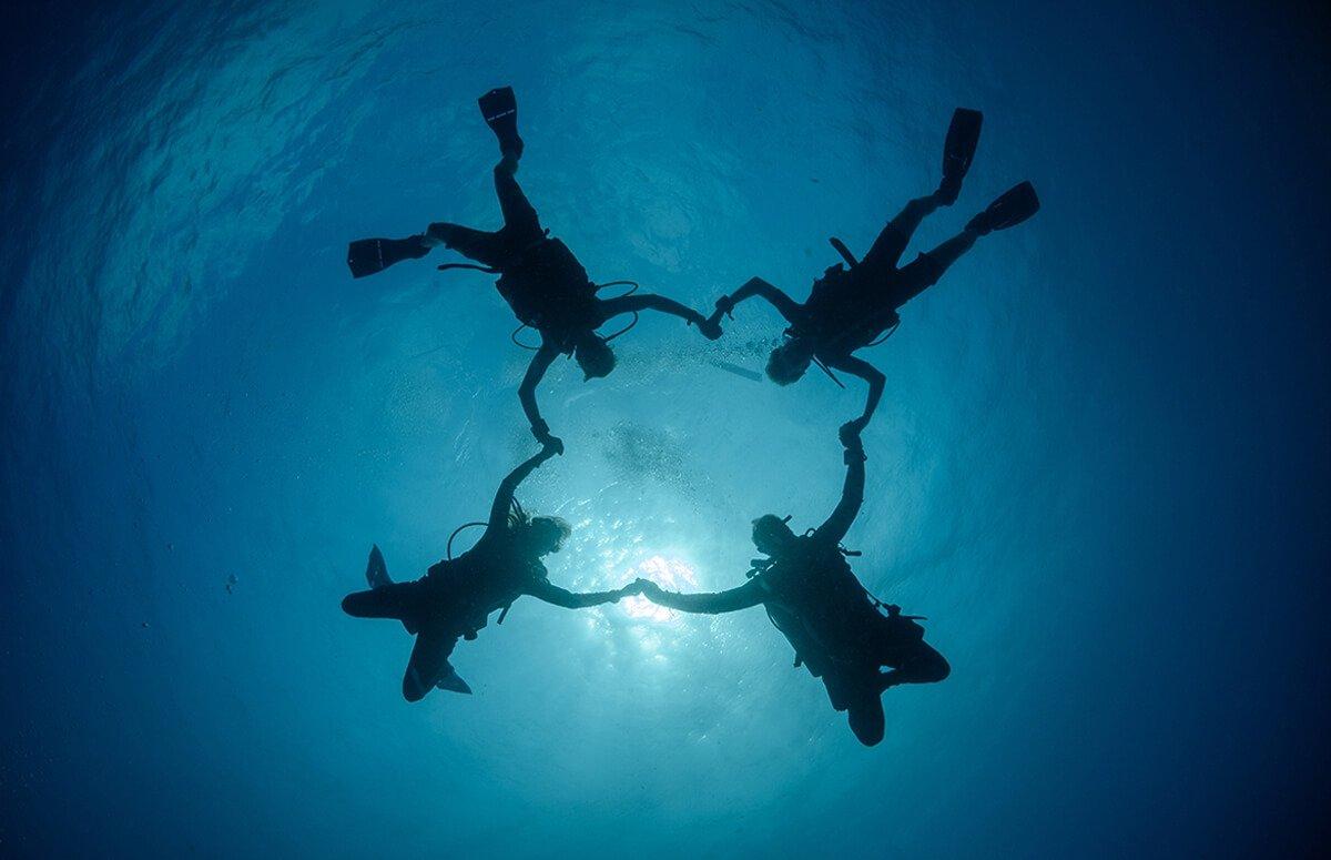 Nurkowanie dla Rodziny + podwodne zdjęcia
