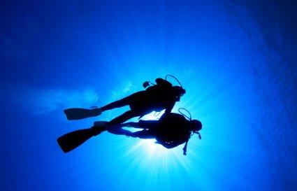Lekcja nurkowania dla 1 osoby