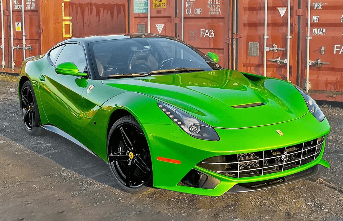 Jazda Ferrari F12 Berlinetta - Maximum mocy od Ferrari