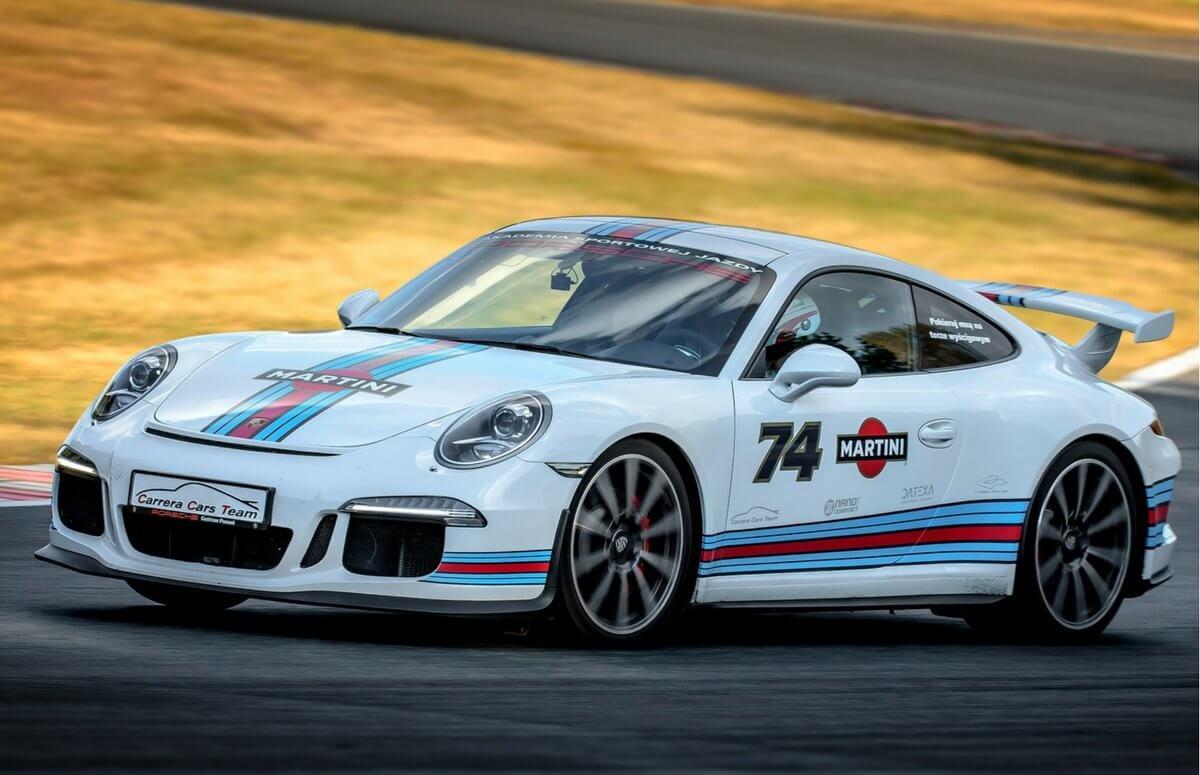 Jazda Porsche - voucher