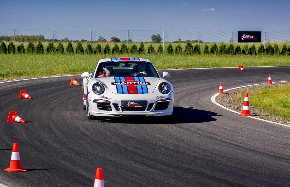 Jazda Porsche 911