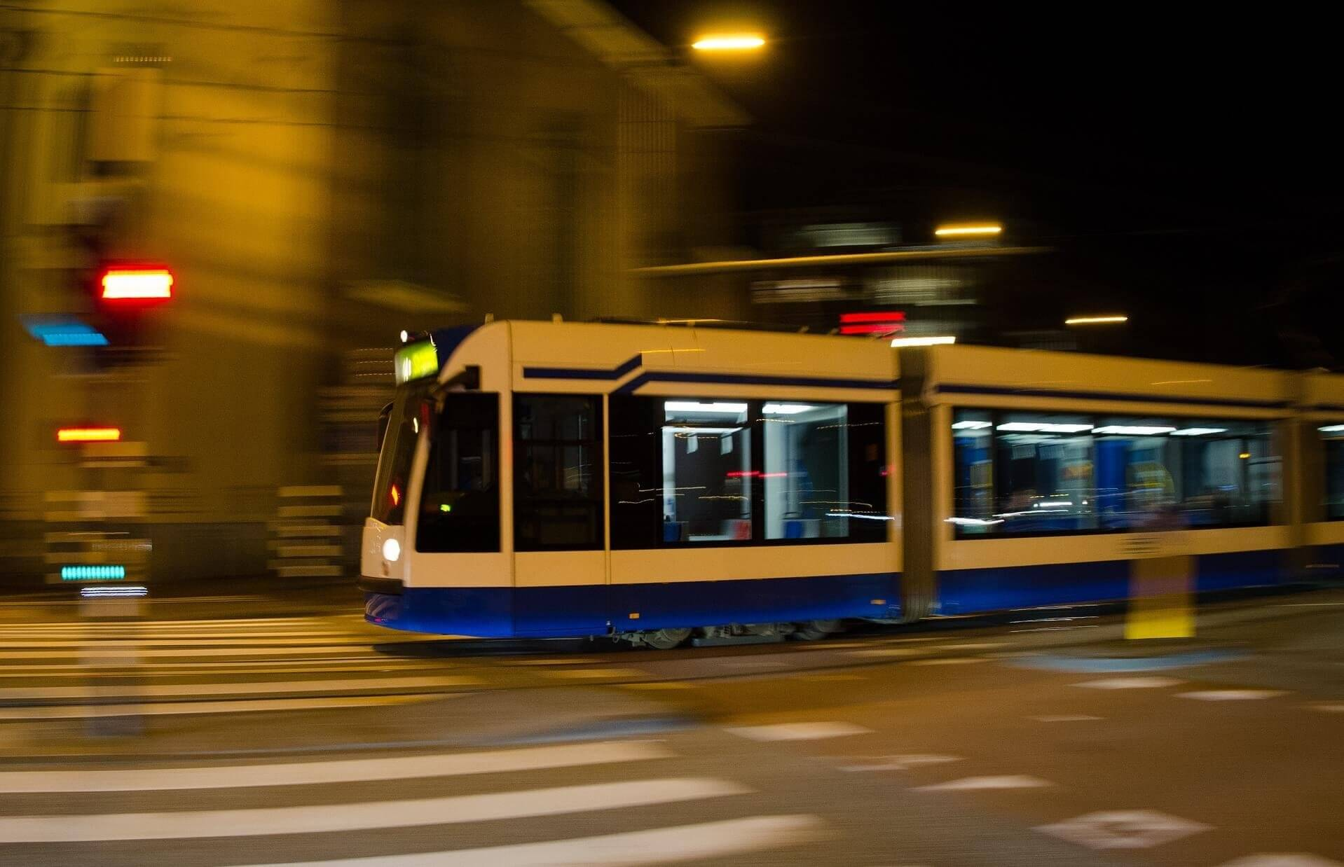Jazda tramwajem